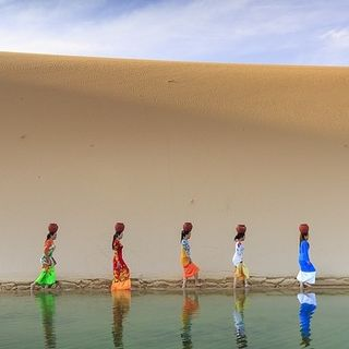 """""""Detti e fatti delle donne del deserto"""" con Lisa Cremaschi"""