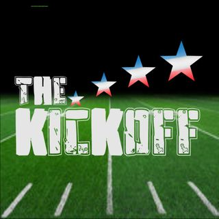 Wild Card Weekend: We Bless the Shirts Down in Africa: The Kickoff Season 3, Episode 16