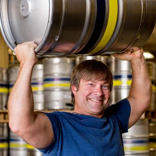 GCPH Episode 21: LIVE with the BEER NINJA Chris Spradley for a State Of Craft Beer discussion