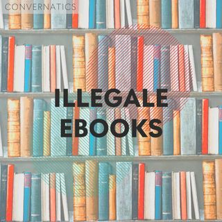 Gratis eBooks sind illegal