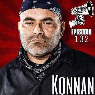 Konnan Ep132 de La Vuelta Podcast