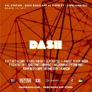[3/13] @Dash Radio #XXL : #GryndfestRadio #TakerOver Vol 19 #dinnerland #earplugs