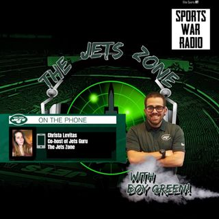 The Jets Zone: Christa Levitas interview, Jets Camp breakdown