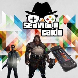 6-01-SC Servidor Caido mas vivo que nunca, Sony hypea con su Showcase, Alan Wake regresa, Blizzard y ahora qué haces?