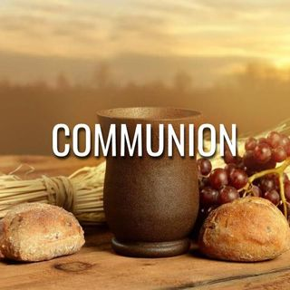 Communion - Morning Manna #3008