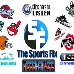 The Sports Fix - Thurs Aug 7, 2014