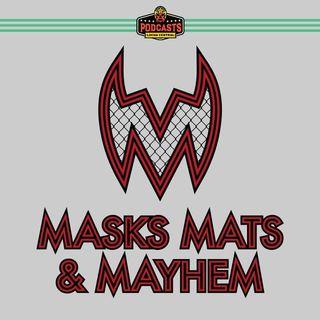 Masks, Mats & Mayhem - Ep 176 - The Truth Behind Karrion Kross' Loss On WWE Raw