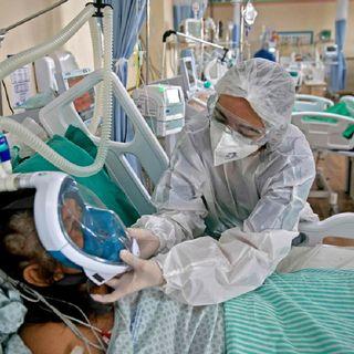 Organización Panamericana de la Salud reportó un leve repunte de casos de Covid19