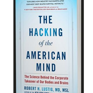 Dr Robert Lustig - The Hacking of the American Mind