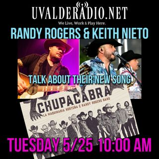 "Randy Rogers & Keith Nieto talk about ""Chupacabra"""