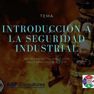 Introducción a la seguridad industrial