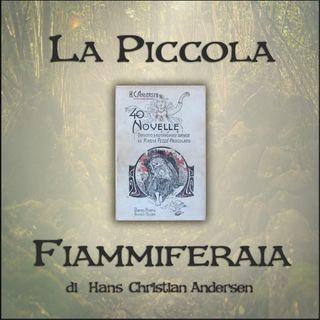 La piccola fiammiferaia: l'audiolibro delle novelle di Andersen