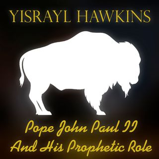 1990-11-24 Pope John Paul II And His Prophetic Role #03