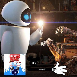 MM: 003: Wall-E