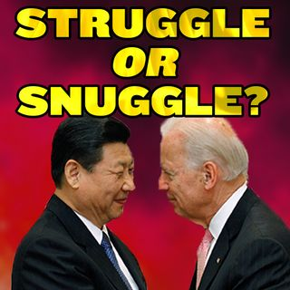 #105 How is Joe Biden Handling China?