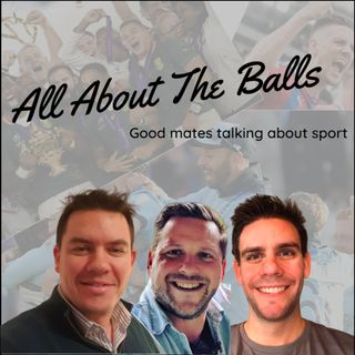 All About The Rugby Balls - squirrel grips, punching frogs & an Italian virus