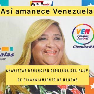 Podcast Así amanece Vzla Narcotrafico financia campaña chavista Escuche 2021-06-21 06-21-09