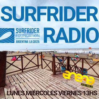 Surfrider Radio Miércoles 14 de Julio 2021