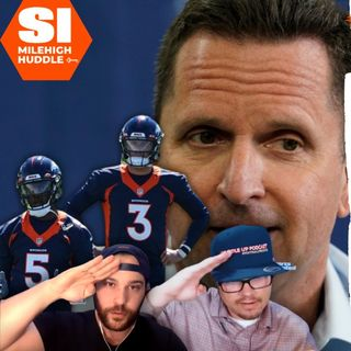 HU #702: Paton Breaks Silence on Early Returns on Broncos' QB Competition