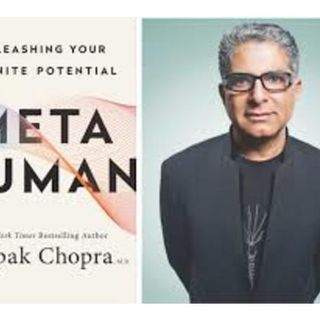 Mitchell Rabin Interviews Deepak Chopra on Our Being  Metahuman