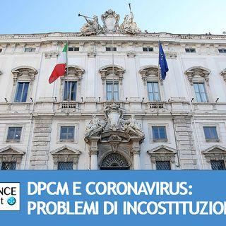 DPCM incostituzionali e nulli