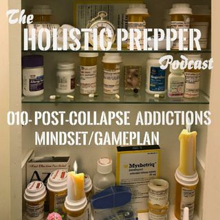 010- Post-Collapse Drug Addictions/Battle-Proof Mindset/Gameplan