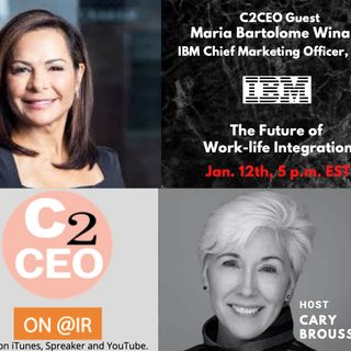 How The Power of Choice and Empathy Motivates the CMO of IBM of the Americas - Maria Winans