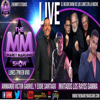 THEMMSHOW  PARTE 2 INVITADOS LOS RAYOS GAMMA