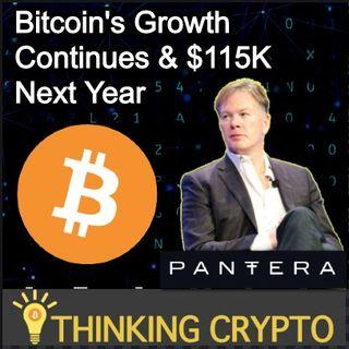 Dan Morehead Pantera Capital CEO Interview - Bitcoin $115K - Banks Custody Crypto - XRP, ETH, DeFi