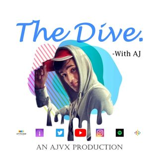 S1E6 | Music And Lockdown With Ridge | The Dive. -With AJ