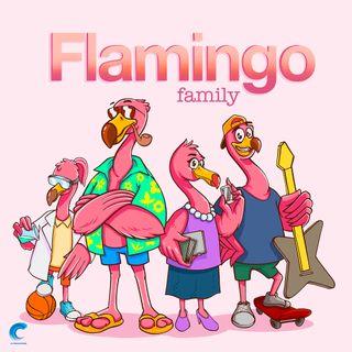 Ep 12 - COVID Strikes the Flamingo Family
