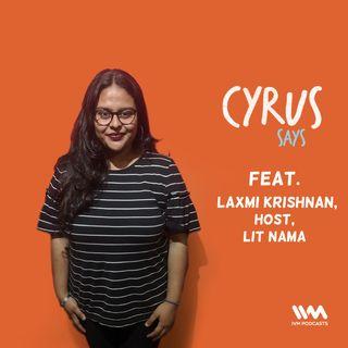 Ep. 495: feat. Laxmi Krishnan