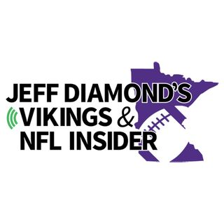 Jeff Diamond's Vikings & NFL Insider 33 - Tiger, Mannion and the draft
