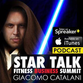 Star Talk - Giacomo Catalani con Damiano Rossi