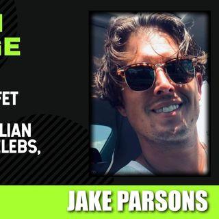 Conspiracy Buffet - Moon Landing, Reptile Royals, Illuminati Celebs, & ET Insanity w/ Jake Parsons