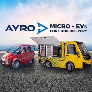 EV Growth Opportunities in Food Delivery | AYRO CEO Rod Keller interview