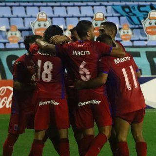 Gol de Tigre: Pablo Magnin 1-1