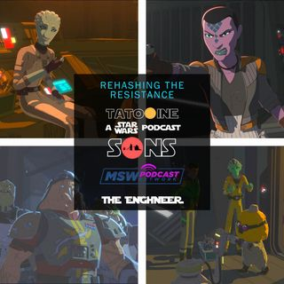 Rehashing the Resistance: The Engineer
