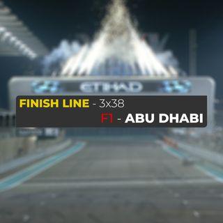 F1 - GP Abu Dhabi 2019