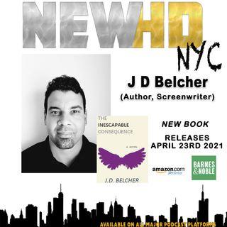 Episode 26 - J D Belcher (Author/Screenwriter)