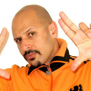 "SUPERSTAR COMIC MAZ JOBRANI OF CBS SITCOM ""SUPERIOR DONUTS"" AND MUCH MORE!"