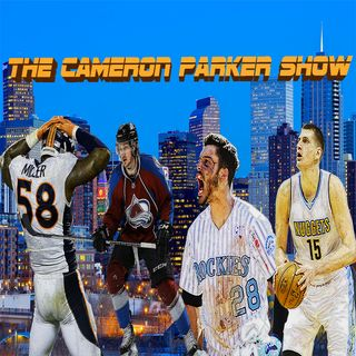The Cameron Parker Show May-12-2018