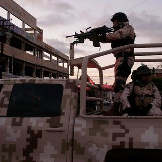 México atraviesa por una situación de violencia, comparada con los países en guerra