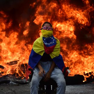 #22 Who's Behind the Venezuela Crisis? | Juan Ravell | China Unscripted