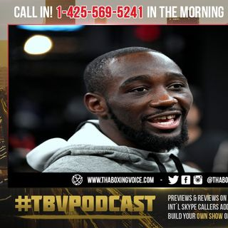 ☎️Crawford on Spence's 70/30 Demands: Maybe That Wreck Knocked a Couple🔩Screws Loose😱