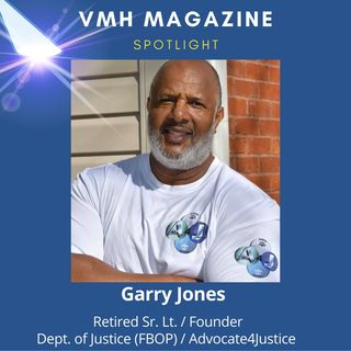 Garry L. Jones, Retired Lt. Dept. of Justice FBOP on Prisons, Non-Violent Offenders, Joe Biden & Presidential Election