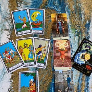 Aries Love Reading - Nita Scott Infinite Truthseekers Tarot