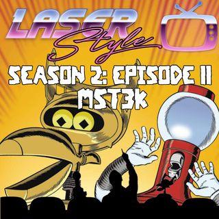 Season 2: Episode 11- MST3K