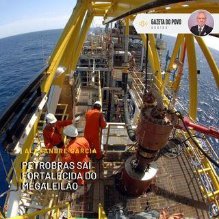Petrobras sai fortalecida do megaleilão. Era de ouro se aproxima