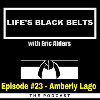 Episode #23 - Amberly Lago